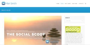 social media blogs