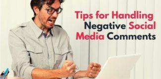 Negative Social media Comment